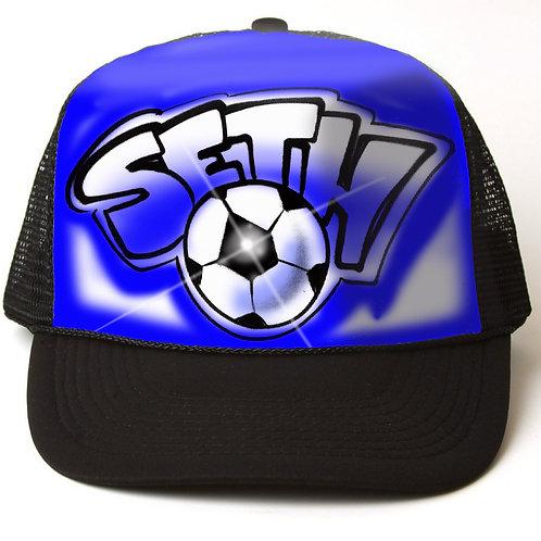 Kay Carl Soccer hat