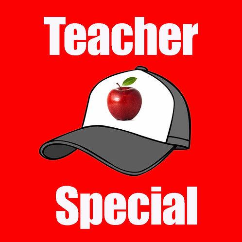 Kay Carl Teacher Hat