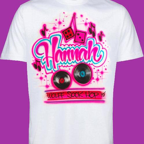 Wolff Sock Hop Shirt 3. $16