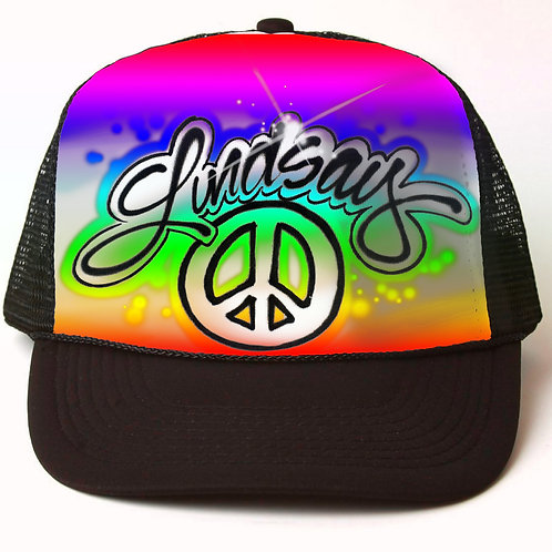 Smalley Peace Hat