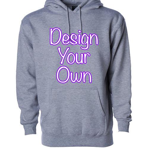 Design Your Own Hoodie Sweatshirt