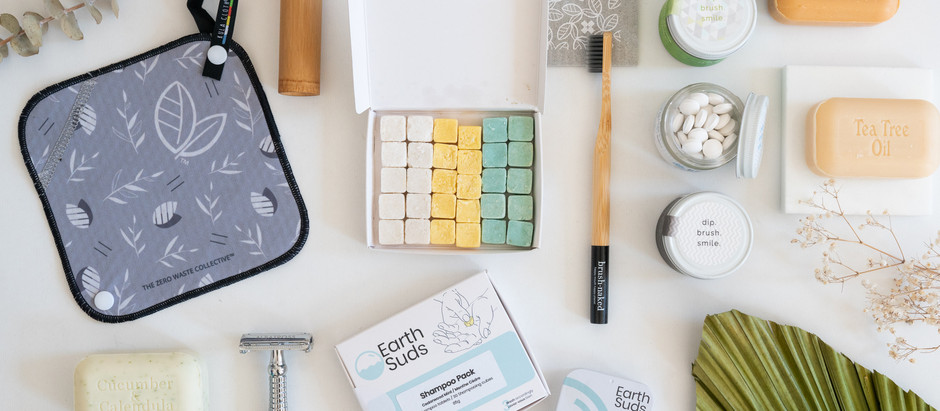 These 7 Sustainable Brands will make your Bathroom almost Zero Waste!