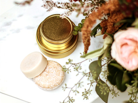 The Zero Waste Collective's 2019 Holiday Gift Guide for Zero Waste Bathroom and Beauty