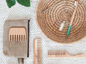 Create a Plastic-Free Bathroom with Tek Brushes