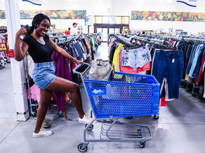 How to overcome first-time thrifting jitters
