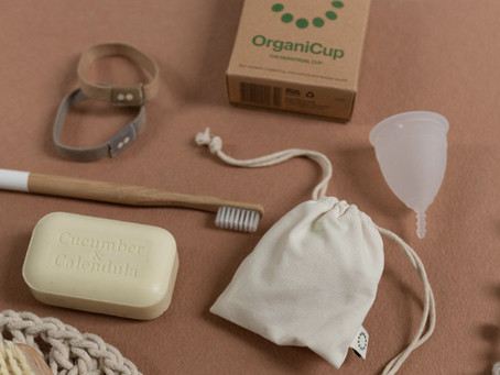 9 Reasons to Switch to an OrganiCup Menstrual Cup for a Healthy Body, Mind and Planet