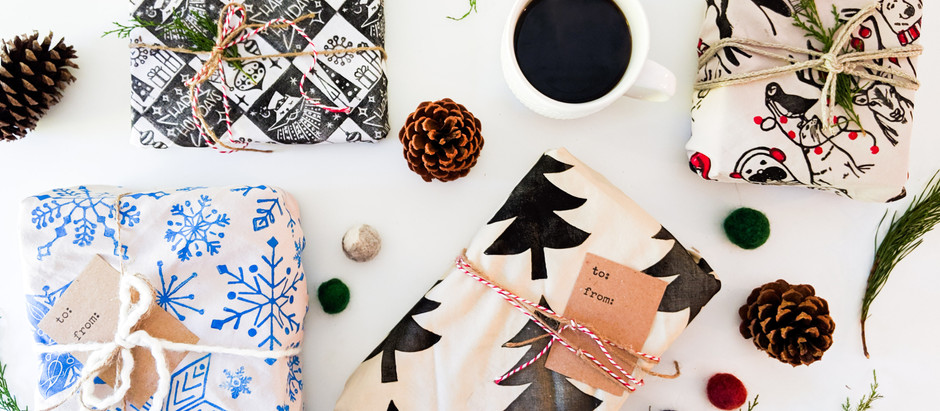 The Zero Waste Collective's 2019 Holiday Gift Guide for Zero Waste Home and Decor