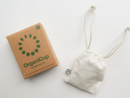 Zero Waste Periods: Ditch the 10,000 Tampons and Make the Switch to an OrganiCup Instead!