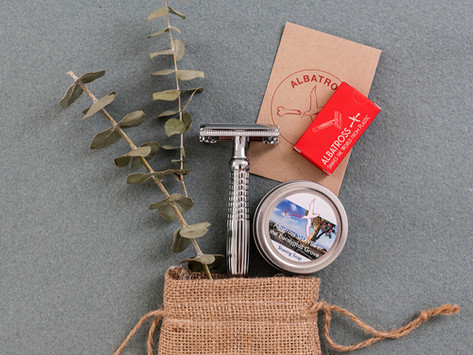 How to Use a Safety Razor (with videos), and Why it's Better for the Planet