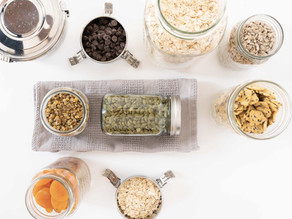 How to Store Food without Plastic for a Zero Waste Kitchen