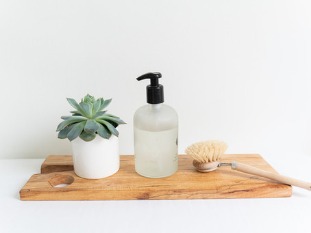 Tips and Recipes for DIY and Zero Waste Cleaning