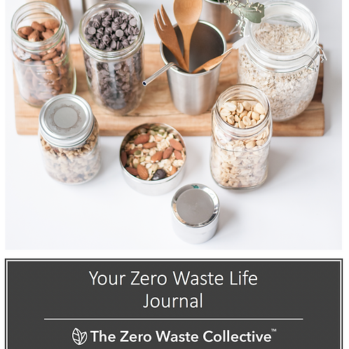 Your Zero Waste Life Journal (PDF)