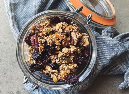 Mama Eats Plants Shares her Granola Recipe and Secrets for Zero Waste & Healthy Living with Kids