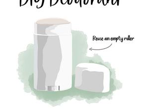DIY Nontoxic Deodorant Recipe!