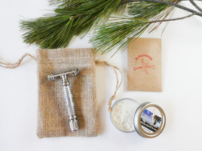 The Zero Waste Collective's 2018 Holiday Gift Guide for Zero Waste in the Bathroom and Beauty
