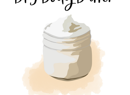 DIY Nontoxic Body Lotion Recipe!