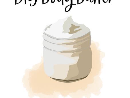 DIY Nontoxic Body Lotion Recipe!
