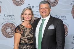 Virginia & Martin Wells-Sunnys Business