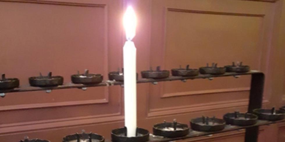 Tuesday Evening Prayer Group (Online)  (1)