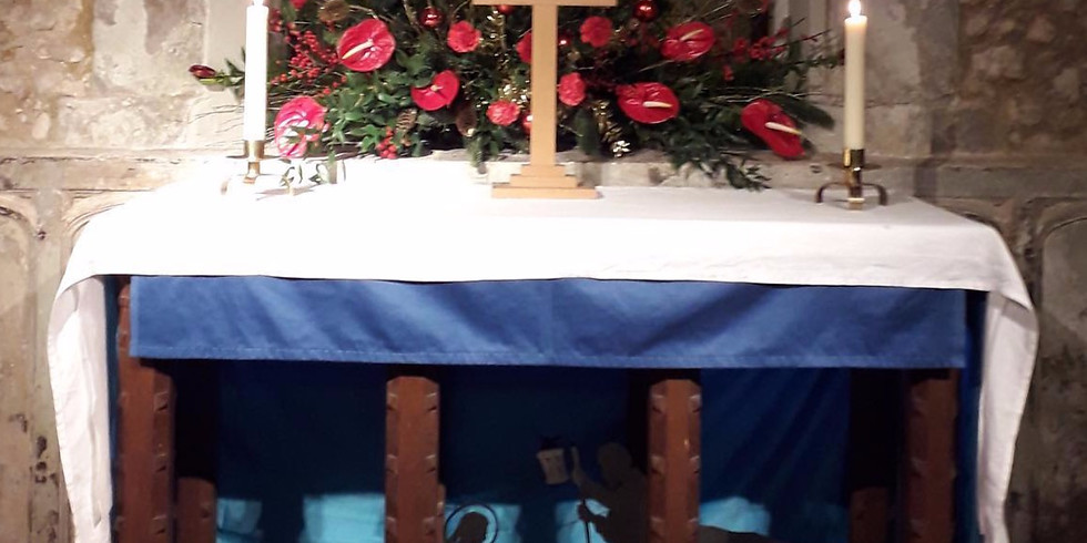 Holy Communion with Carols