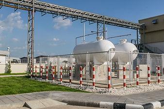 Storage tanks with potentia hazards
