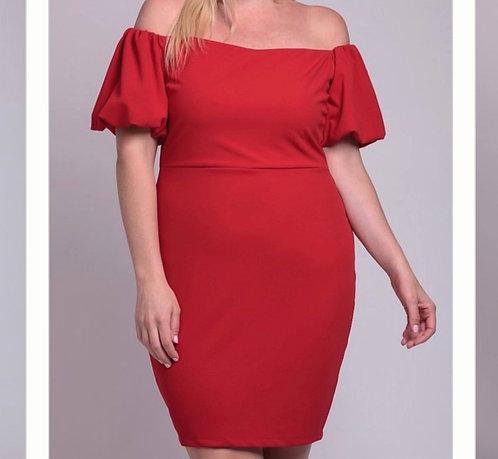 Plus Size Red Fashion