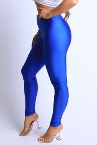 Nylon Spandex zipper Leggings