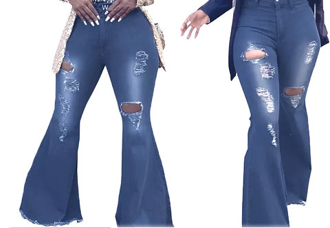 Washed Demi Fashion Jeans up to size18