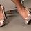 Thumbnail: Masko Beige Brown/Snake Heels