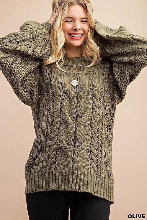 Olive Kori  Sweater