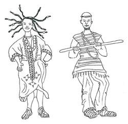 Dall'Etiopia con amore - Danze