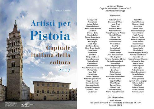 Artisti per Pistoia