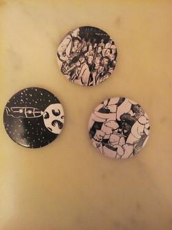 Calamite artistiche/ Magnets