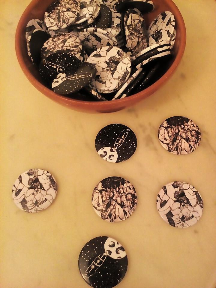 Calamite artistiche / Magnets