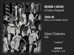 Touch Me - Mostra Simposio