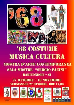 '68 Costume Musica Cultura