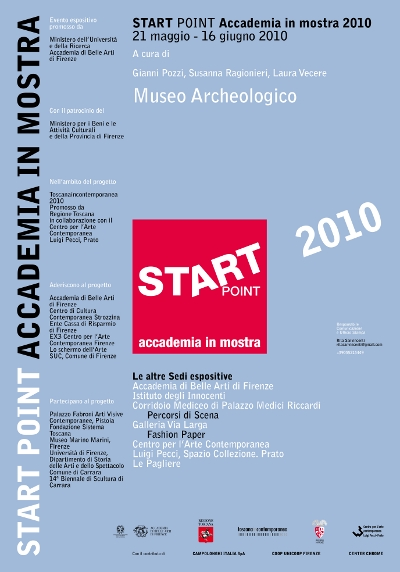 StArt Point - Accademia in mostra