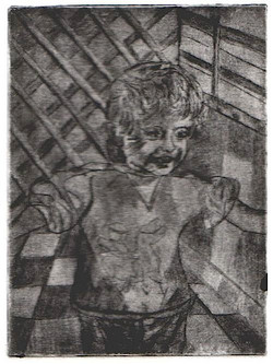 Autoritratto da bambina