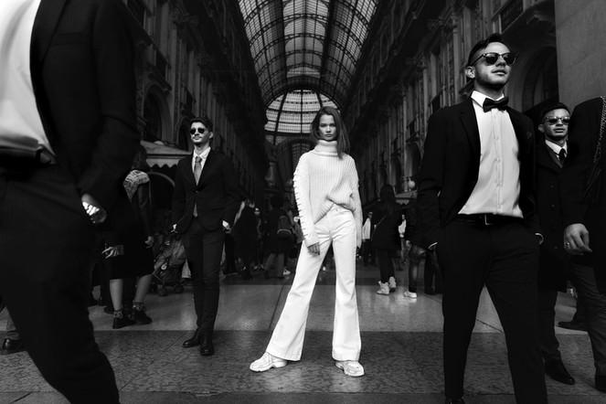 Fashion Editorial Milan