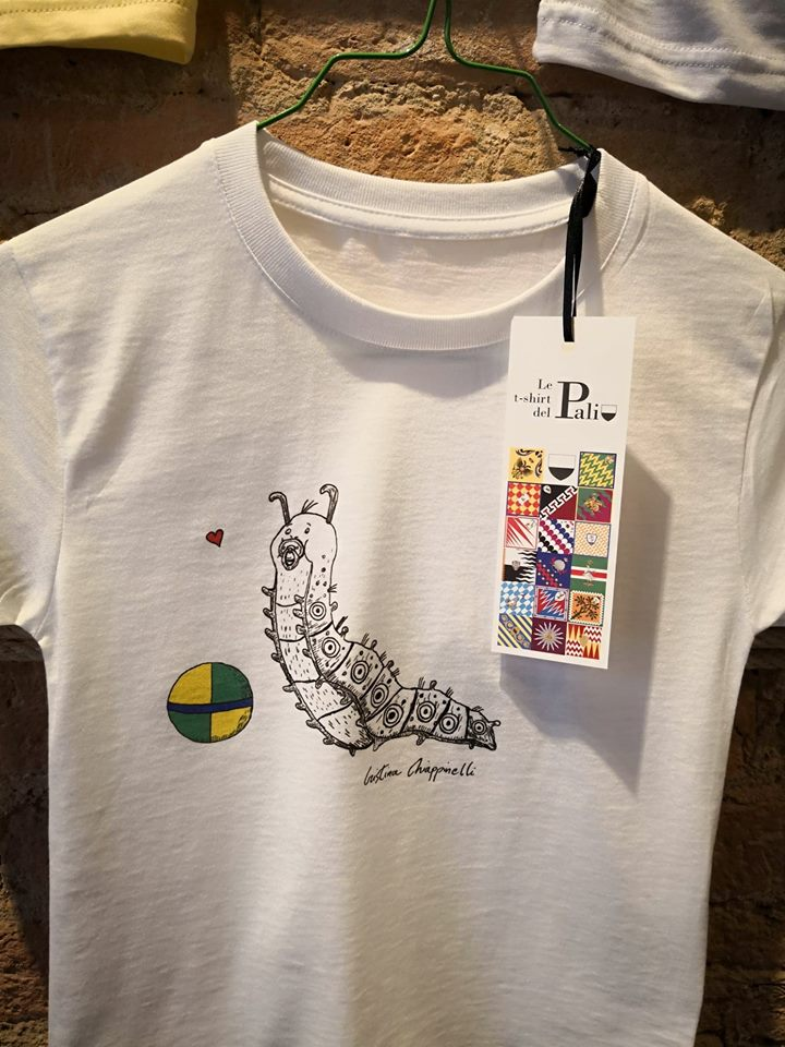 Contrada Bruco (T-Shirt del Palio)