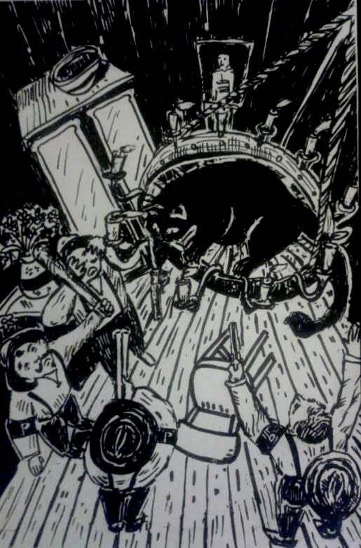 Behemoth sfugge alla Polizia