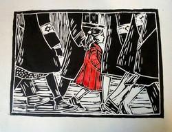 Shindler's List - Il cappotto rosso
