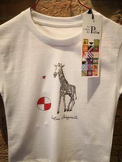 Contrada Giraffa (T-Shirt del Palio)