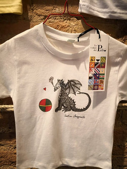 Contrada Drago (T-Shirt del Palio)