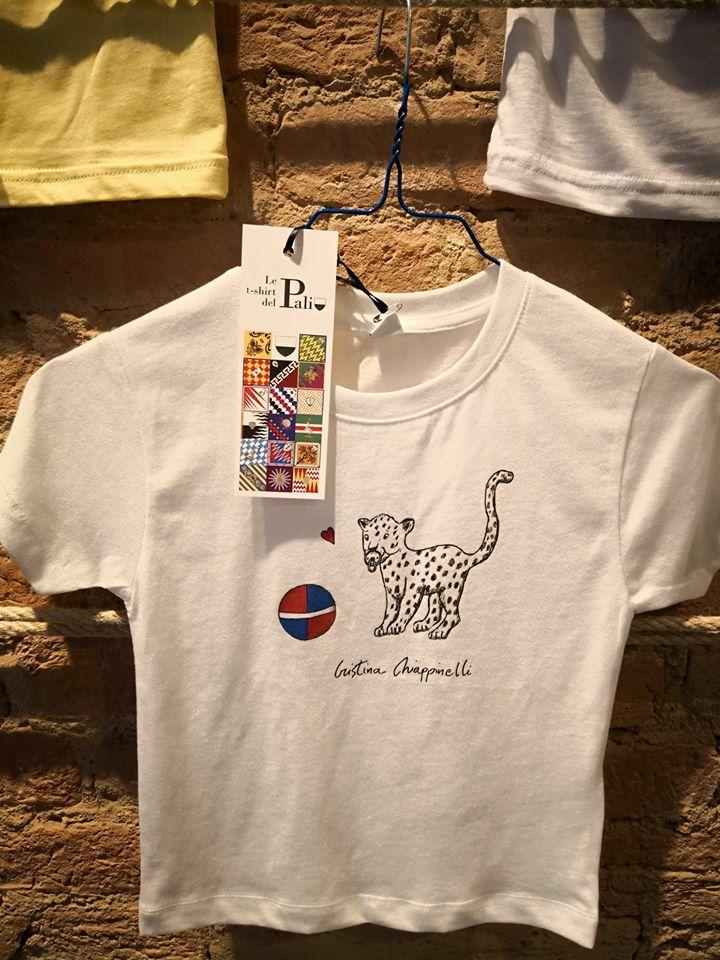 Contrada Pantera (T-Shirt del Palio)