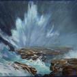 """""""Storm"""".Copyright Luc Desmarchelier."""