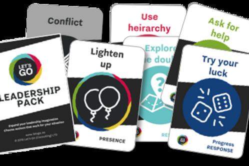 Let's Go Leadership Pack- Beta