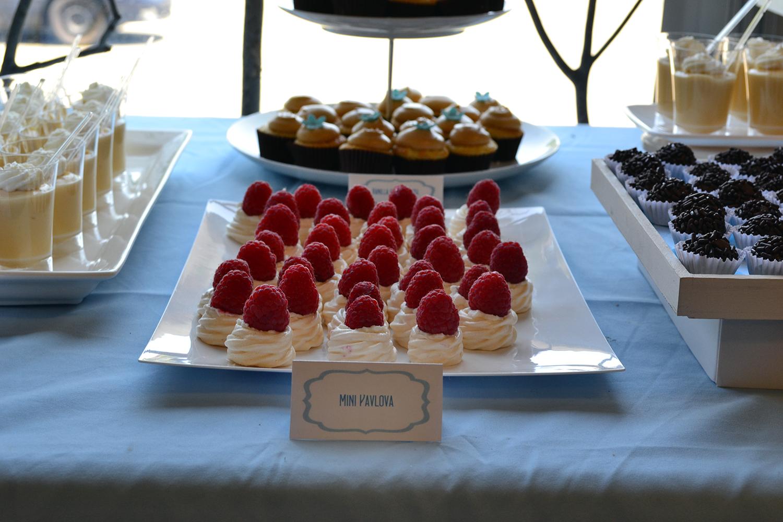 Lovely Cakes | Mini-Dessert Menu