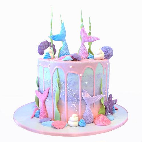 CT Mermaid Signature Cake