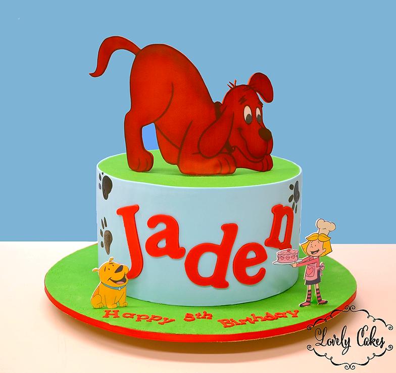 Lovely Cakes Kids Cakes